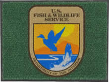 Custom Made Logo Mat Purchased On GSA Contract - US Fish & Wildlife Service Department Of The Interior Anchorage Alaska