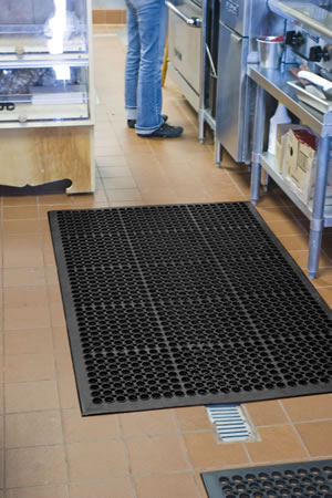 Chef S Best Modular Grease Resistant Kitchen Utility Mat